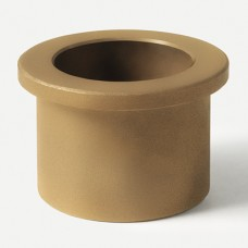 SELFOIL® flanged bronze bearing
