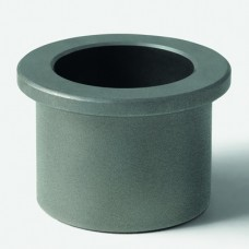 SELFOIL® flanged iron bearing